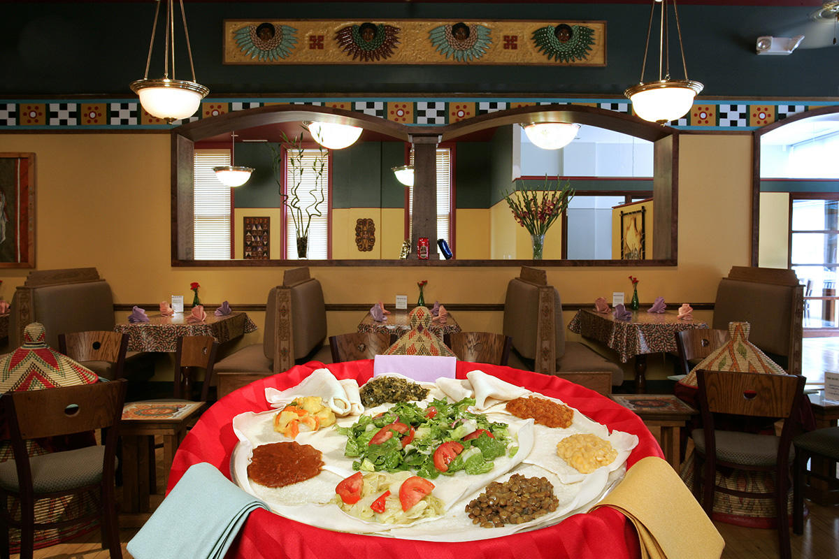 Top Ethiopian Restaurants in New South Wales